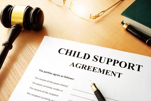 Child support agreement